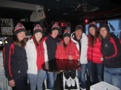Hockettes on the Piste 2015