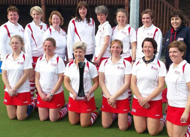 Ulster O45 Interpro winners