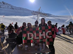 Hockettes on the Piste 2017