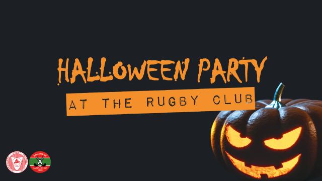 Halloween FB event